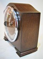 Early 1950's English Bracket Clock by Bentima / Davall (4 of 7)