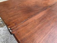 Antique Georgian Mahogany Fold Over Tea Table (25 of 27)