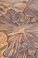 Small Antique Liberty & Co Carved Japanese Coffee Table (6 of 13)