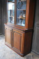English Oak & Ebonised Bookcase c.1870 (2 of 8)