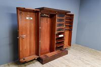Fitted Oak Compactum Wardrobe