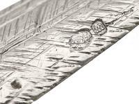 Sterling Silver Table Pheasant - Vintage Elizabeth II 1967 (10 of 12)