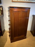 Edwardian Mahogany Filing Cabinet (7 of 10)