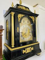 Triple fusee 8 Bells & Westminster Chime musical clock (3 of 8)
