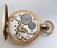 1930s Swiss Gold Filled Pocket Watch (5 of 5)