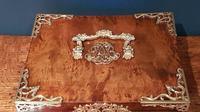 Superb Antique Figured Walnut Jewellery Box (2 of 6)