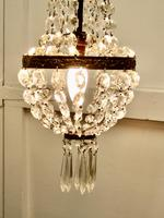 French Empire Style Tent Chandelier (3 of 7)