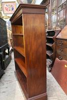 English Mahogany Bookcase (2 of 4)