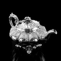 Magnificent Georgian Solid Silver Tea Set / Service 3 Piece Set - Barnard 1835 (9 of 29)