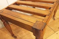 Victorian Luggage Rack, Suitcase Stand (3 of 10)