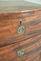 Antique Mahogany Bow Front Chest of Drawers 5334645 (5 of 13)