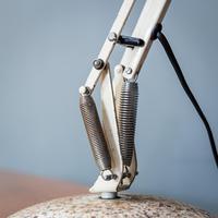 Industrial 1920s Desk Lamp (6 of 8)