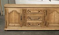 Superb Long French Oak Dresser Base (12 of 15)