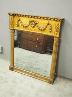 George IV Carved and Gilded Pier Mirror (2 of 14)