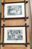 Antique Pair of Gothic Oak Frames (9 of 10)
