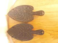 Christopher Dresser Cast Iron Trivets (6 of 11)