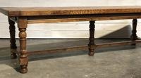 Wonderful Long French Farmhouse Dining Table (26 of 28)