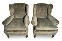 Pair of Wingback Armchairs (2 of 6)