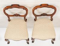 Pretty Pair of Rosewood Side Chairs (7 of 7)