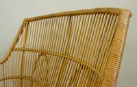 Good Vintage Wicker Rattan Sofa By Rohé Noordwolde (10 of 14)