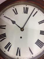 Mahogany Wall Clock (6 of 6)