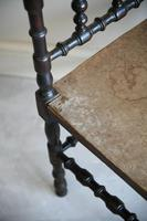 Antique Turned Corner Chair (4 of 8)