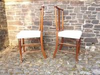 Pair of Chairs Attributed to Richard Norman Shaw (5 of 9)