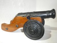 Table Cannon by Stafsjo Bruk
