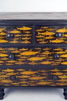 Fish on a Victorian Chest (2 of 7)
