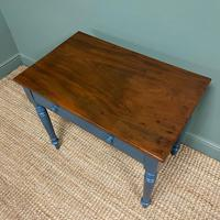 Georgian Painted Antique Side Table (2 of 6)