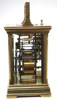 Superb Large Antique French 8-day Striking Carriage Repeat Feature Clock c.1880 (4 of 13)
