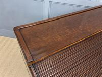 Georgian Mahogany Double Sided Tambour Roll Top Desk (20 of 26)