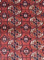 Antique Tekke Turkman rug 190x137cm (4 of 6)