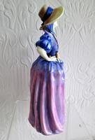 "Vintage Royal Doulton English Porcelain Figurine ~ ""Patricia"" ~ HN 1431 (4 of 5)"