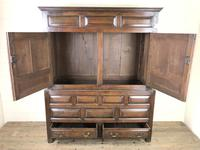 Large 18th Century Welsh Oak Hanging Cupboard (4 of 16)