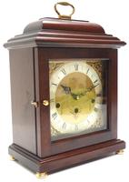 Comitti Of London Mantel Clock – Musical Westminster Chiming 8-day Mantle Clock (9 of 10)
