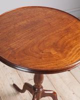 George III Mahogany Tripod Table (4 of 6)