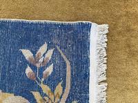 Antique Chinese Art Deco Carpet 3.15m x 2.71m (13 of 13)