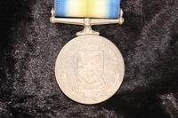 South Atlantic medal with rosette (3 of 9)