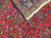Antique Kurdish Runner Carpet (5 of 6)