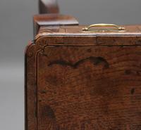 Decorative 18th Century Oak Lowboy (6 of 9)