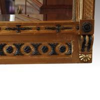 19th Century Swedish Gilt Pier Mirror (5 of 9)
