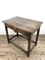 18th Century Oak Side Table (14 of 14)