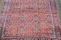 Antique Heriz Carpet 383x311cm (4 of 5)