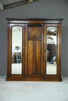 Victorian Walnut Wardrobe (2 of 12)