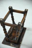 Oak Joint Stool (6 of 8)