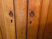 19th Century Shelved Pine Cupboard (6 of 8)