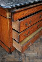 Figured French Commode/ Chest of Drawers (7 of 7)