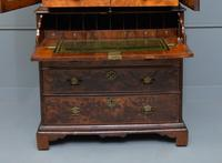Early 18th Century Walnut Secretaire Writing Cabinet (6 of 31)