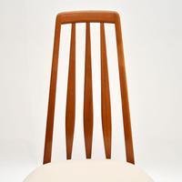 Danish Vintage Teak Dining / Desk / Side Chair by Niels Koefoed (5 of 8)